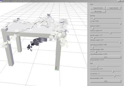 Membuat Pohon 3D Realistik Dengan An Ivy Generator