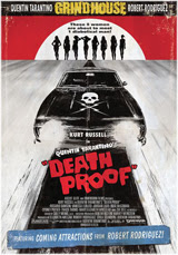 Afiche de Death Proof