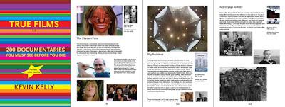 Tapa del eBook y tres páginas interiores