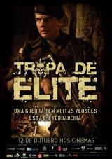 Afiche de 'Tropa de Elite'