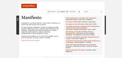 Artepolitica.com