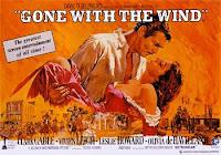 Afiche de 'Lo que el viento se llevó'