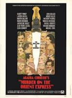 Afiche de 'Asesinato en el Expreso de Oriente'