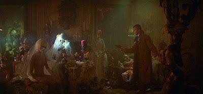 Daryl Hannah y Harrinson Ford en una escena de Blade Runner