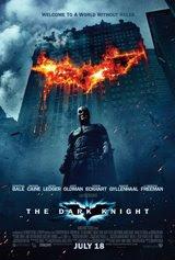 Afiche de 'Batman, el caballero de la noche'