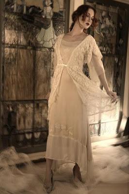 20ab9043f0cd Brudklänningar i 20-tals-stil
