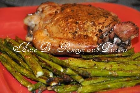 how to cook fresh turkey thighs