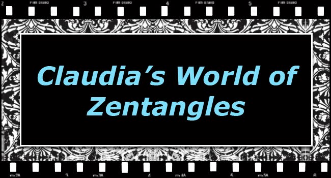 Claudia's World of Zentangles