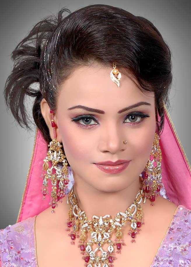 New Look Bridal Makeup