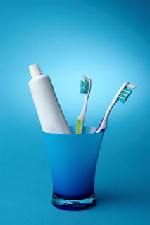Toothbrush and Toothpaste John A Gerling DDS MSD McAllen TX