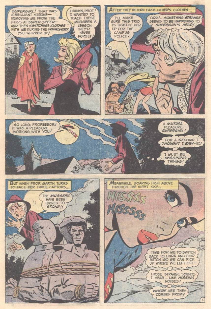 Supergirl The Maiden Of Might Supergirl V1 8 -9637