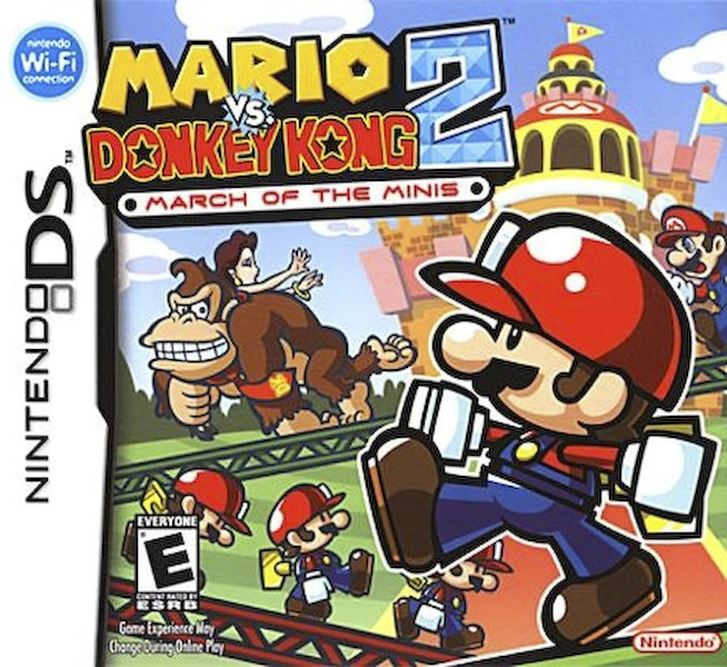 Mario vs. Donkey Kong 2 - March of the Minis - DS