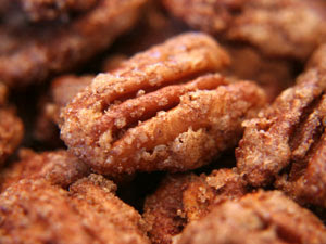 Tonia Cooks: Sugar-Coated Pecans