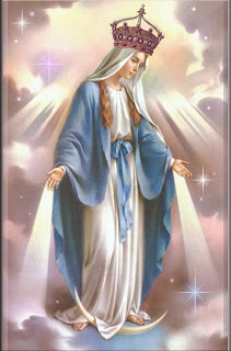 + Nossa Senhora Medianeira de todas as Graças, rogai por nós!