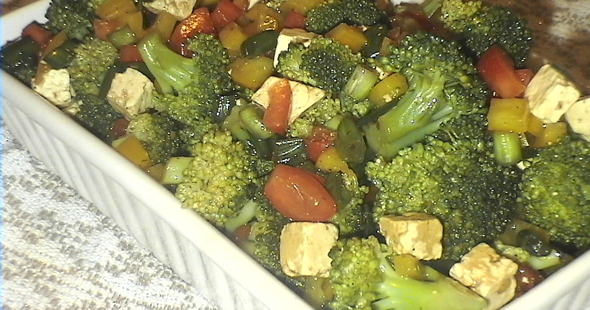 Salade de brocoli au feta et au poivron grill - Salade de poivron grille ...