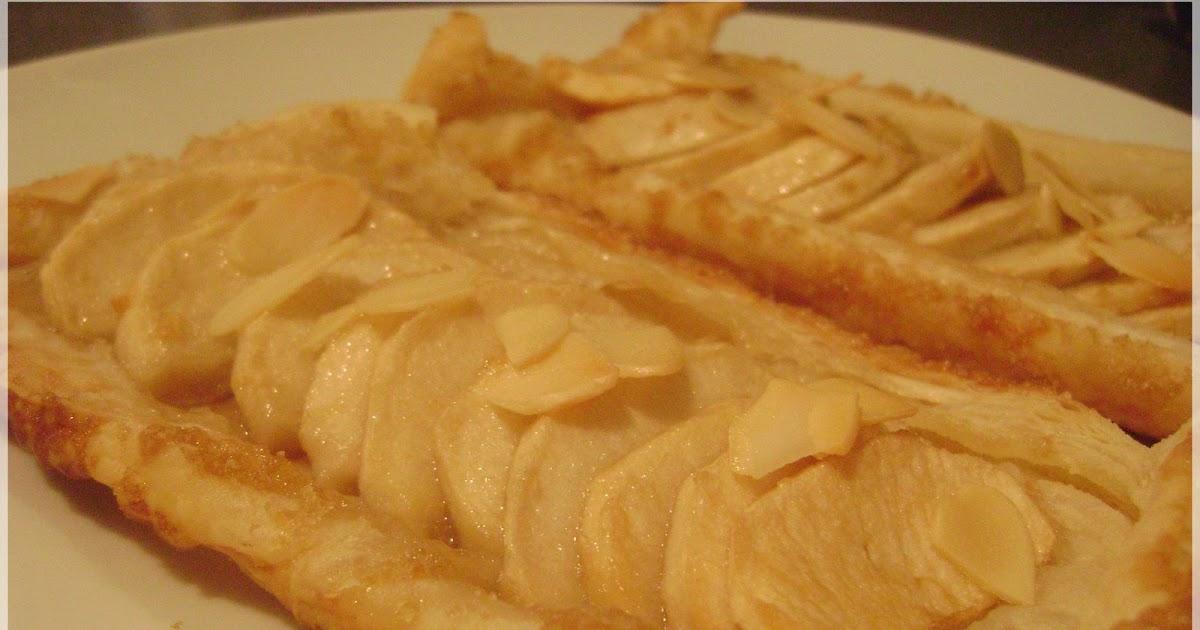 Tartelettes aux pommes caram lis es - Feuillete aux pommes caramelisees ...