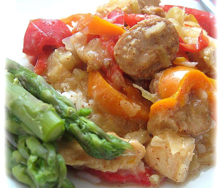 Ma cuisine de tous les jours gumbo au poulet recette de la louisiane - Cuisine de tous les jours recettes ...