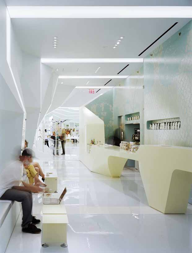 size 7 check out finest selection Retail Interior | Alessi Flagship Store,New York, USA ...
