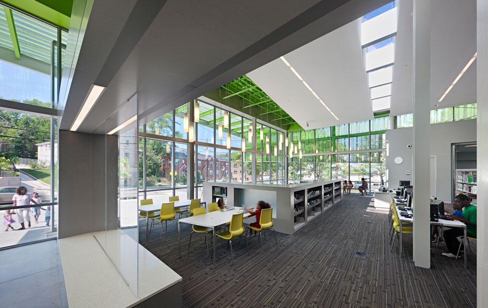 Anacostia Neighborhood Library Meeting Room