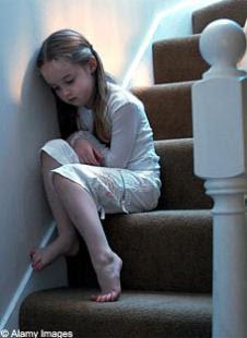 Criança triste.. vidas roubadas