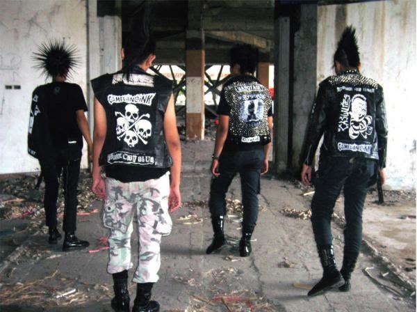 tobi_blog: Street Punk, Kehidupan atau Pelarian