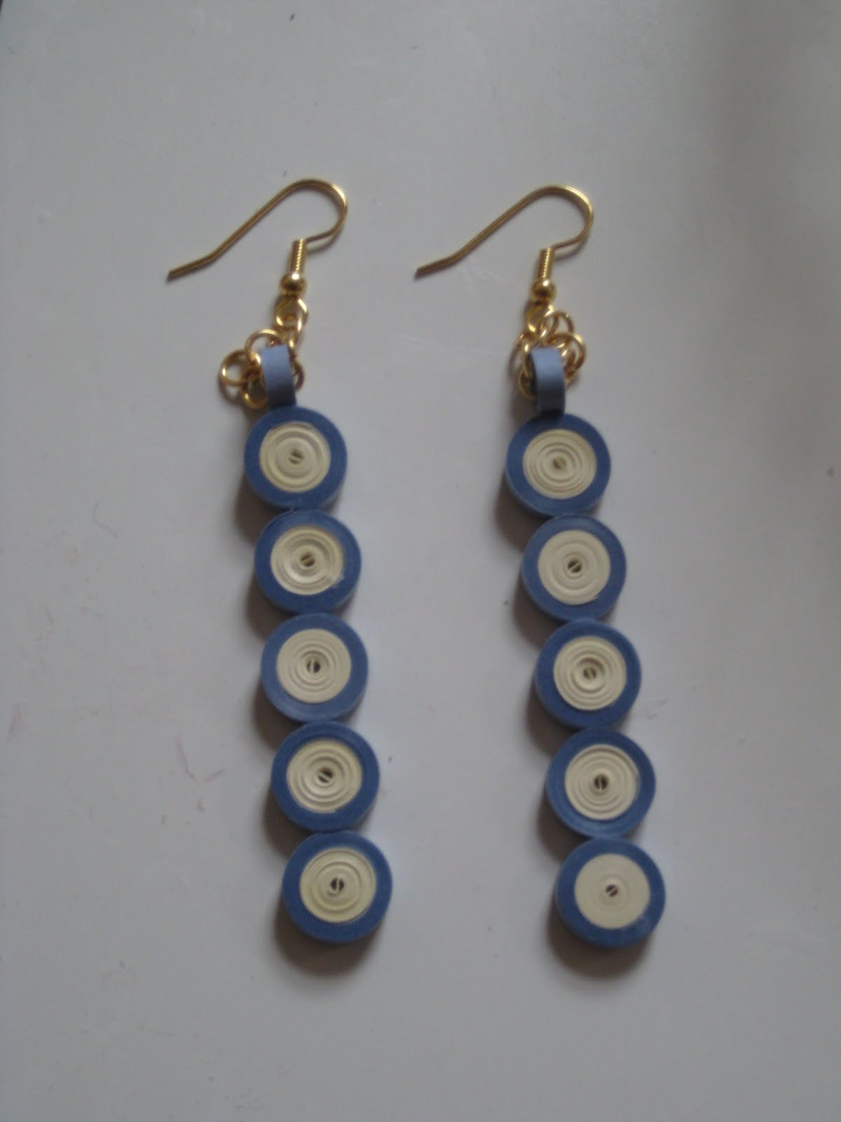 Lisa Zheng Quilled Jewelry Creations