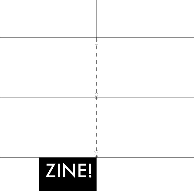 Hangar Project: Zine Template