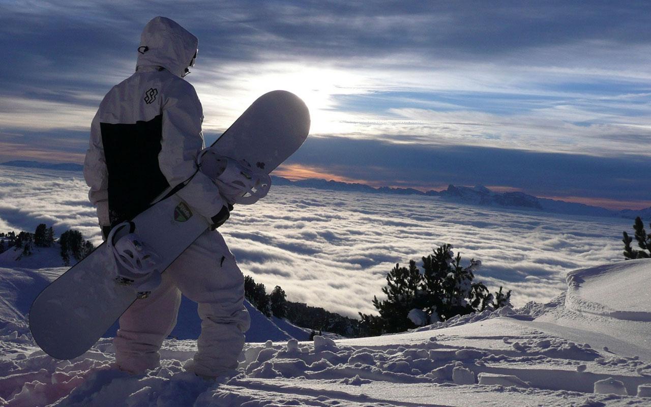 Skiing Sport Wallpaper Iphone