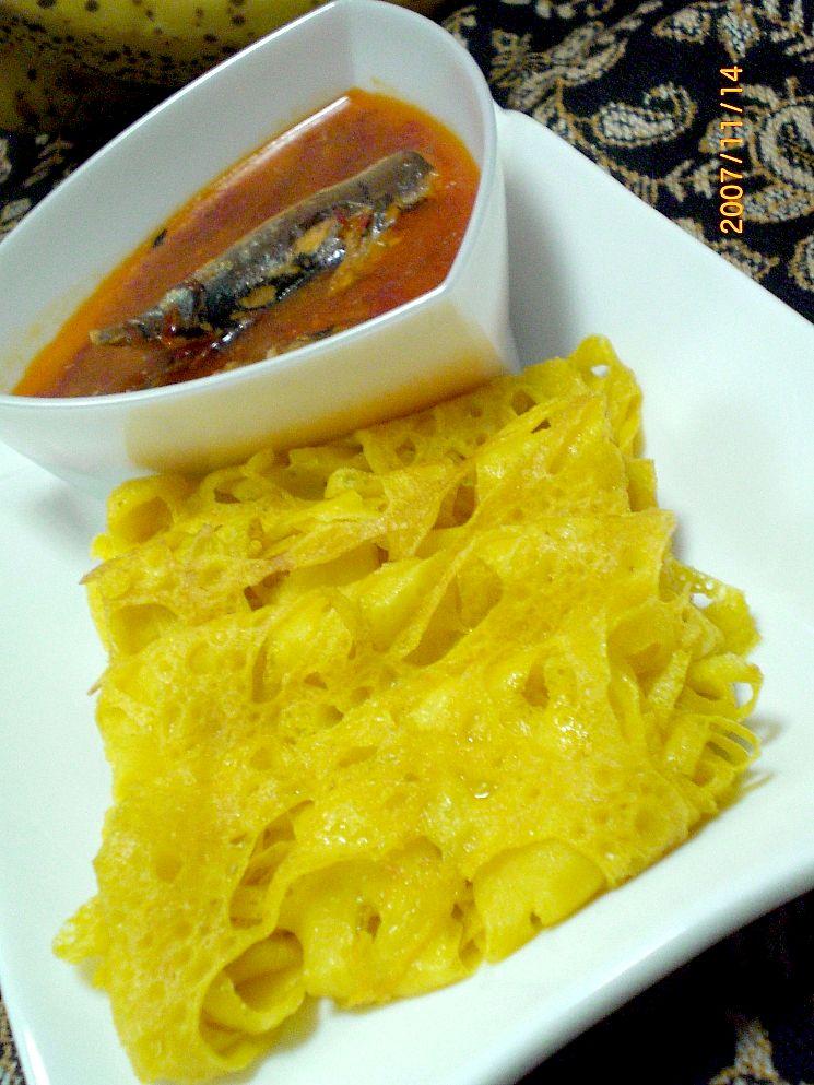 Resepi  Roti  Jala  Susu  Cair