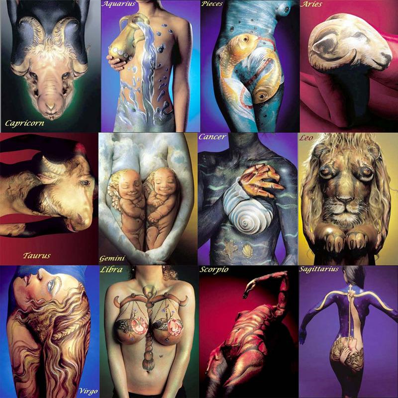 Gudu Ngiseng Blog Zodiac Symbol Tattoos