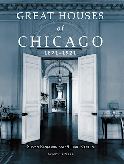Book Review Great Houses Of Chicago 1871