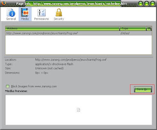 how to download swf file firefox