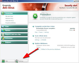 Kaspersky Not Detecting Any Keylogger ? Here Is The Solution