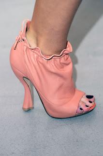 ... Модная обувь Весна - Лето 2010 Nina Ricci 73db51a2ae8