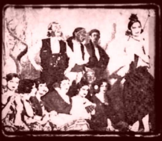 Flamenco De Papel La Copla Andaluza El Alma De La Copla Testimonios Gráficos