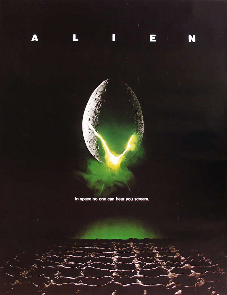 The Best Alien Movie Posters Ever