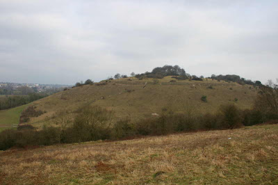 St Catherine's hill