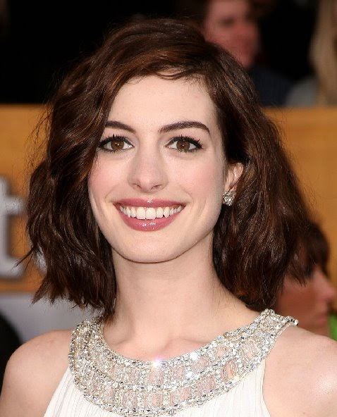 Anne Hathaway Eye Color: An Indian's Makeup Blog!: 15 Th Annual Screen Actors Guild