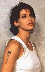 All About Celebrity Gina Gershon