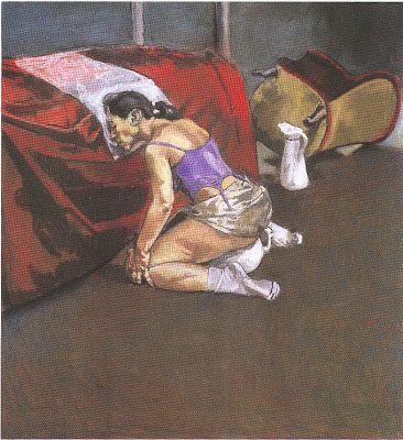 Untitled by Paula Rego