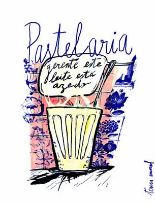 Pastelaria by Teresa Amaral