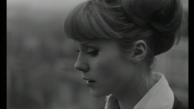 Françoise Dorléac dans La Peau Douce de François Truffaut