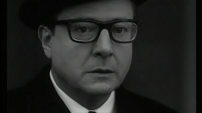 Jean Desailly dans La Peau Douce de François Truffaut