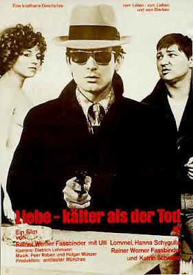 Liebe ist kälter als der Tod von Rainer Werner Fassbinder
