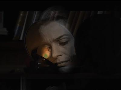 Ingrid Thulin em O Silêncio de Deus, a partir de Ingmar Bergman