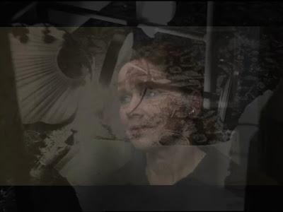 Liv Ullman em O Silêncio de Deus, a partir de Ingmar Bergman