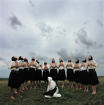 Balkan Erotic Epic by Marina Abramovic for Destricted