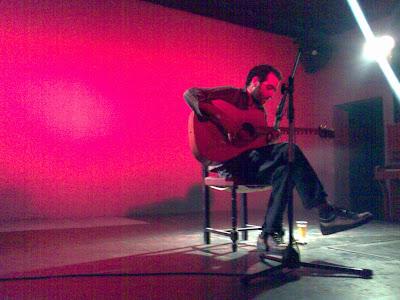 Norberto Lobo live at zdb