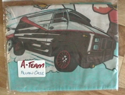 The A Team pillow case
