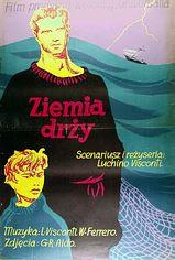 Polish Poster of La Terra Trema by Luchino Visconti